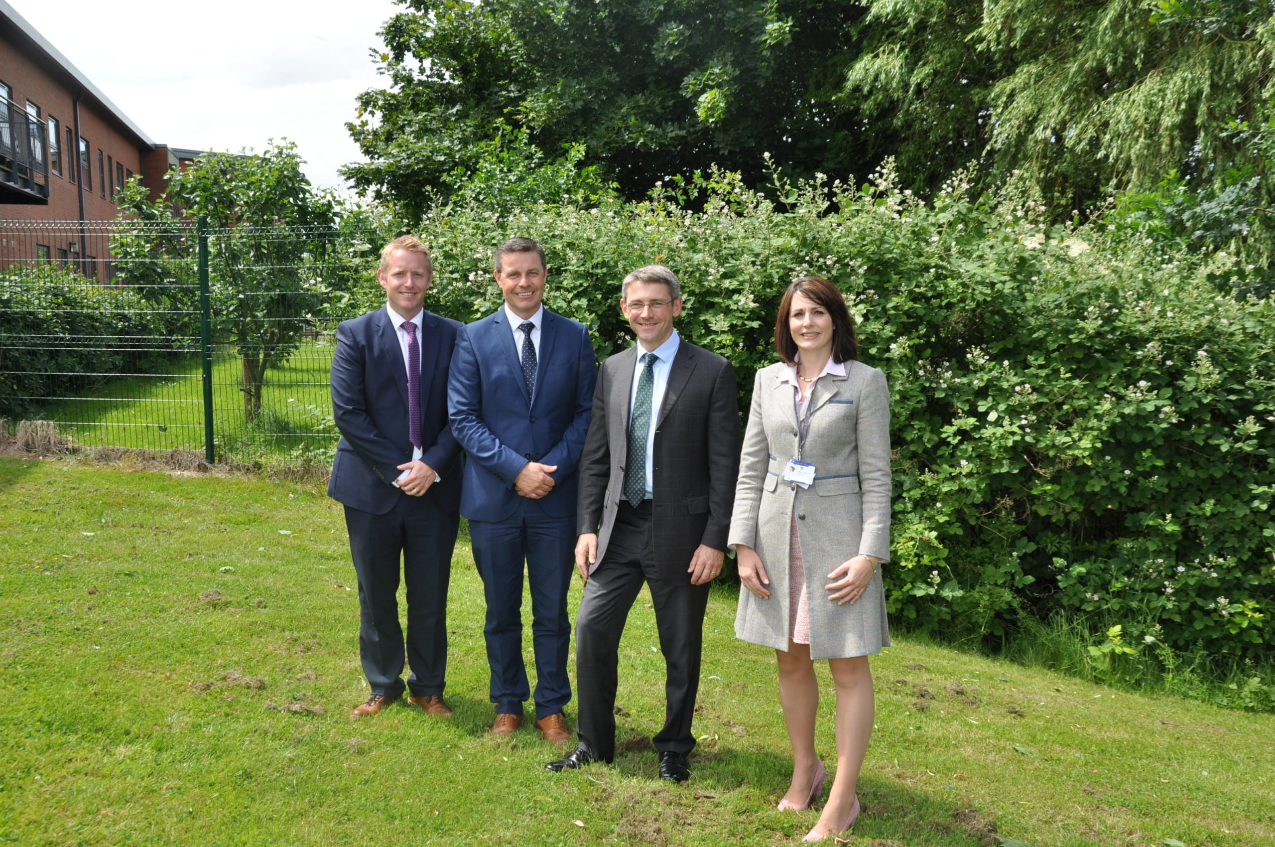 Academy trust receives visit from incoming headmaster of leading independent school Harrow