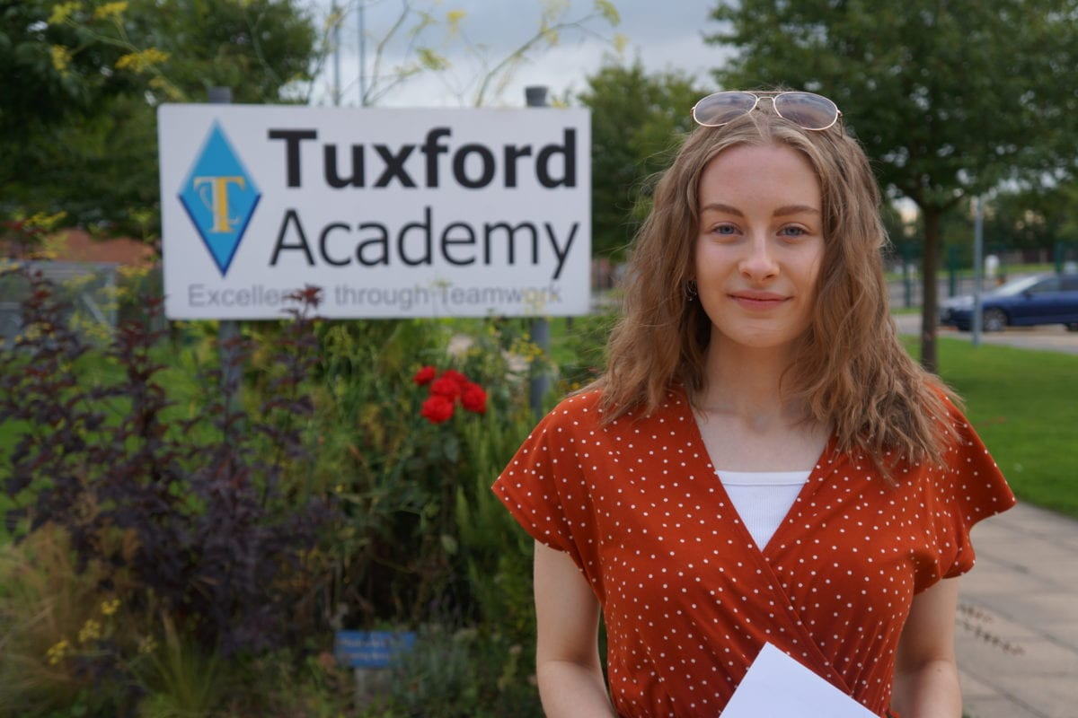 Bright futures ahead as our students enjoy another set of excellent A Level results
